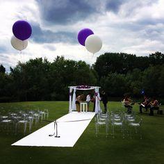 Golf wedding Hodkovicky