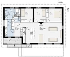 Small House Plans, Future House, Beach House, Floor Plans, Flooring, How To Plan, Architecture, Layouts, Buildings