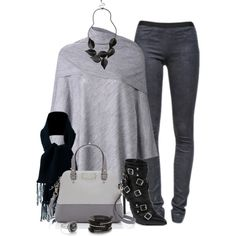 """""""Buckle Bootie"""" by capehler on Polyvore"""
