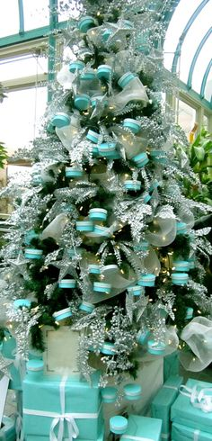 Tiffany Christmas Tree.