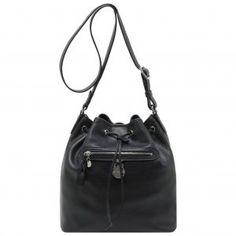 c9773ecd8f Mulberry Black Somerset Drawstring Shoulder Bag Mulberry Outlet