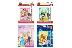 Dagboek Minnie Mouse | Mickey Mouse| Bambi | Princess