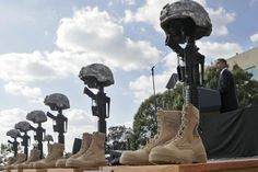 Fort Hood Mom's Outrage: Why Can't Soldiers Carry Guns? - http://www.offthegridnews.com/2014/04/11/fort-hood-moms-outrage-why-cant-soldiers-carry-guns/