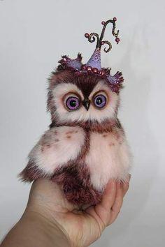 Owlet - magician