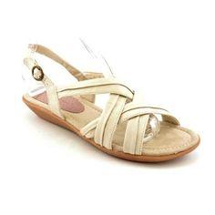Women's Bare Traps, Chrysta low heel casual Sandal