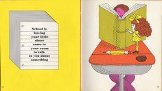 School Is. Tim Lewis, 1969.