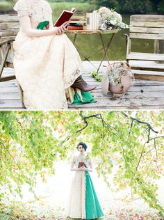 Great Expectations Styled Wedding Shoot