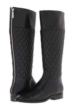 Michael Kors Quilted Boots.