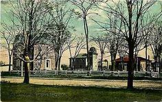 Waterville Maine 1908 Colby College Campus Collectible Antique Vintage Postcard