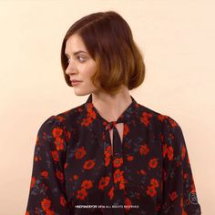 How to: Get a chic faux bob
