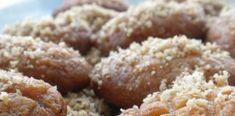 Τραγανά και μελωμένα Μελομακάρονα με σιμιγδάλι σαν του ζαχαροπλαστείου