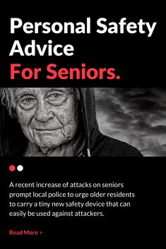 This device emits a sound that attracts attention and scares away potential assailants. Seniors can also alert neighbors and people around them in emergency situations such as heart attacks… Survival Essentials, Survival Tips, Survival Skills, Personal Security, Personal Safety, Aging In Place, Disaster Preparedness, Senior Living, Fire Safety