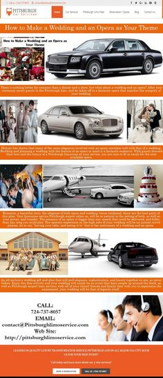 How to Make a Wedding and an Opera as Your Theme Infographic