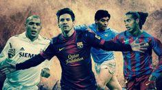 Messi ● Ronaldinho ● Maradona ● Ronaldo ● Who Is The Best Dribbler Ever?