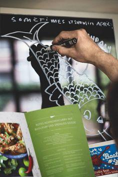 Eine Küche steckt voller Inspiration – ein Platz, um sich selbst zu verwirklichen. Unsere neue kreative Dunstabzugshaube ist dabei nicht im Weg, im Gegenteil!