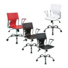 Avenue Six Dorado Office Chair   BedBathandBeyond.com