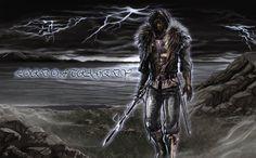 Lord of Tragedy: Dassem Ultor by ~Shadaan on deviantART