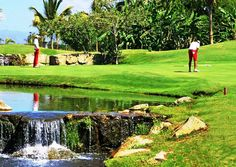 Urbane fine international real estate Nuevo Vallarta Condos for sale includes a world-class 36 hole golf course