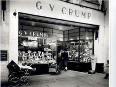 41 High Street Ashford Kent, from the 1940's to the early 1960's.