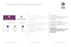 Logo color variation & Typography for Spin Cycles Brand  #Brand #Identity #logodesign #creativeLogos #ConceptualLogos #BrandStudio #Art #Design #Graphicdesign #creativeBranding #ArtisticBranding #Coimbatore #Tamilnadu  #atmastudios #spincyclesLogos #corporatelLogos #bambaram #PremiumLaundry #coimbatoregraphicdesign #washing #spincycle #startupbranding #iconography