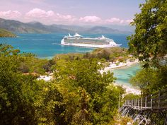 Come away with us to the Caribbean.