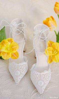 bella belle spring 2021 bridal shoes ankle straps pointy toe high heel shoes (6) zv -- Bella Belle Spring 2021 Bridal Shoes | Wedding Inspirasi #wedding #weddings #bridal #weddingideas #collection:Metamorphosis #label:BellaBelle #season:Spring/Summer #week:112021 #year:2021 ~ Glass Slipper, Ankle Straps, Brie, Bridal Shoes, Weddingideas, High Heel, Label, Wedding Inspiration, Slippers