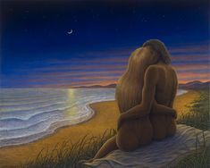 The Magic Moment by Mark Henson