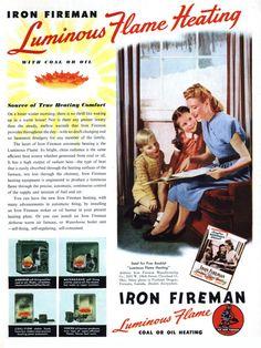 Iron Fireman - 19460700 BHG