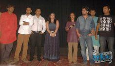 Debarati Gupta's debut film 'Hoi choi' opened up at Priya Cinema Hall amidst a lot of fanfare as the film has a lineup of some of the most sought after Tollywood actors like Rahul, Priyanka, Vikram, Paoli Dam and Rudraneel.: http://www.washingtonbanglaradio.com/content/74784113-hoi-choi-bengali-movie-premieres-kolkata-rahul-priyanka-their-best#ixzz2ZCKBkN5H