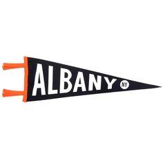 albany pennant