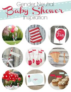 handy tips for planning a baby shower