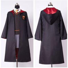 Harry Potter Gryffindor Uniform Hermione Granger Cosplay Costume Child Ver Child Version Cotton Halloween Party New Gifts Harry Potter Gryffindor Robe, Hp Harry Potter, Harry Potter Hermione Granger, Harry Potter Cosplay, Halloween Costumes For Girls, Girl Costumes, Cosplay Costumes, Halloween Party, Costumes Japan