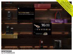 Nespresso #ILV #retail #commerce