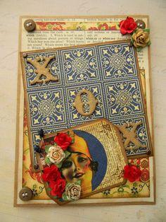 The Artful Maven Haven: card