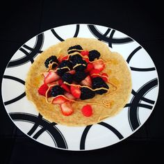 Homemade Crepes Homemade Crepes, Pancakes, Cooking, Breakfast, Healthy, Ethnic Recipes, Food, Kitchen, Morning Coffee