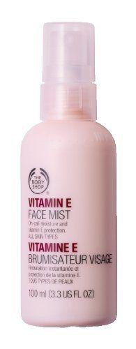 The Body Shop Vitamin E Face Mist, 3.3-Fluid Ounce - http://www.theperfume.org/the-body-shop-vitamin-e-face-mist-3-3-fluid-ounce/