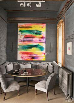 Квартира в Барселоне, 260 м² | AD Magazine