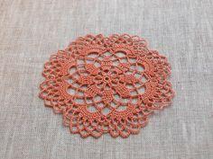 Crochet Lace coaster
