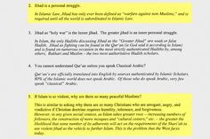 slide3 From Colonel Mattew A. Dooley & US military & Pentagon. Islam is supposedly inherently violent and so there is no such animal as a moderate Muslim. This is simply religious bigotry & a matter of ignorance and acceptance of hateful stereotypes to justify the slaughter of large numbers of civilians by the USA in foreign countries ie Iraq, Syria, Libya, Yemen, Afghanistan, Pakistan, Gaza etc.