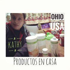 Hoy Estamos de Fiesta y es que quiero felicitar a Kathy de Puerto Rico. A quien le llegó hoy a su Casa  con la Nutrición Herbalife  para Bajar de peso tonificar y cambiar así sus Hábitos Alimenticios con la Nutrición Herbalife. . Vamos por tus metas En Equipo te apoyaremos Sé que lo lograremos  . BIENVENIDA Nuevamente al RETO DE APOYO EN EL GRUPO WHATSAPP  . Si quieres lograr resultados de Bienestar contactame por DIRECT Whatsapp 584142993944  o déjame tu comentario con tu Meta y te digo…