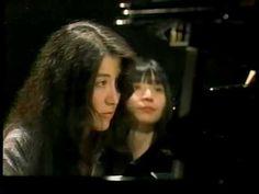 Beethoven Violin Sonata No.9 Mv.3, Martha Argerich & Gidon Kremer Gidon Kremer is a great violinist.