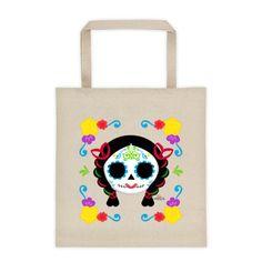 Muñeca Mexicana – Bolsa por Valesca Design #Mexico #Mx #MéxicoArt #artesanias