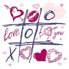 Valentine digital Card. Hand drawn Valentine Card 4 gift I love you. valentine poster. Heart printable doodle. JPG Vector Eps. Rusteam