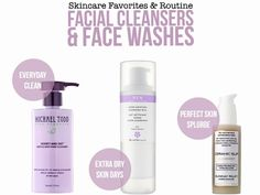 There's a good chance you're not properly washing your face. It's never too late to get the perfect skin you've always dreamed of... plus some great facial cleanser & face wash recommendations. | Wish I had known about this sooner. This is so helpful!