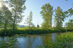 Pilchuck River Snohomish WA...such a cute town..Love visiting