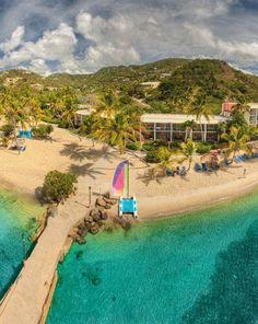 Bolongo Bay Beach Resort, St. Thomas, U.S Virgin Islands