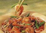 Japanese Shrimp and Soba Noodles Recipe
