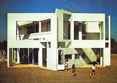 Peter Eisenman, House III, 1971