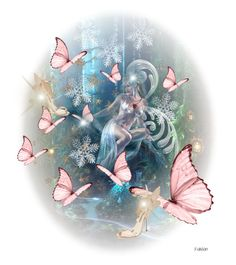Designer Clothes, Shoes & Bags for Women Butterfly Fairy, Polyvore, Anime, Beauty, Design, Women, Art, Art Background, Kunst