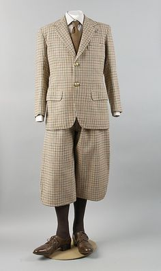 Suit F. Scholte 1933 The MET